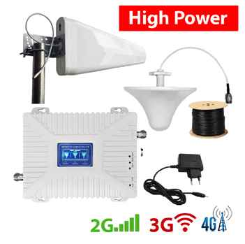 Mobile Phone Network Signal Booster for home office