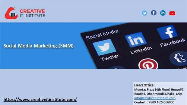 SOCIAL MEDIA MARKETING COURSE - CIT