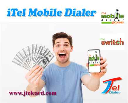 iTel Mobile Dialer Express and iTel Switch Monthly Rent