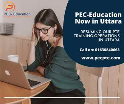 PTE English test training in Uttara